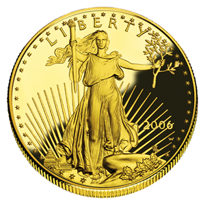 Gold American Eagle Prices