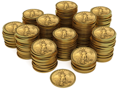 Monex Gold Coin Prices - Gold Coins Prices - Current Gold Coin Price