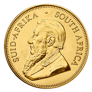 Gold South African Krugerrand Prices